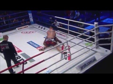 Александр Волков vs. Рой Боутон