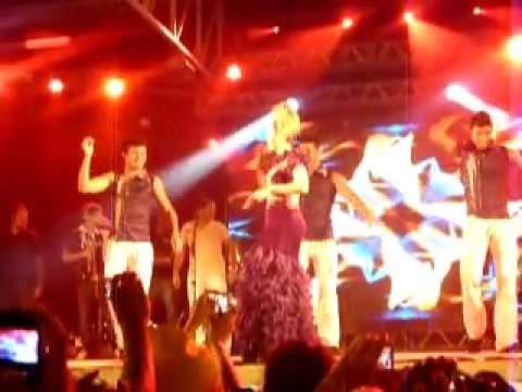 Banda Calypso em Manaquiri-Am (Principe Encantado) 2012