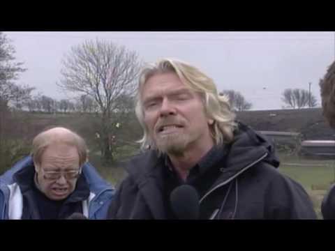 Branson Short - Cumbria Rail Crash 2007