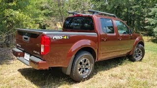 Nonton 2016 Nissan Frontier Pro 4x Review   A Tough Midsizer Film Subtitle Indonesia Streaming Movie Download