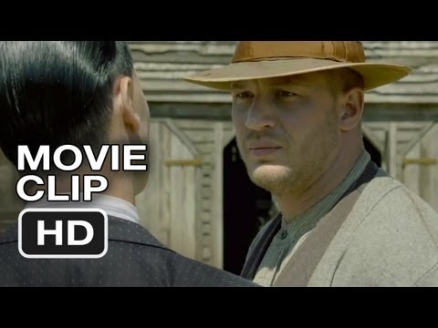 Lawless CLIP - New Special Deputy (2012) Tom Hardy, Shia LaBeouf Movie HD Video