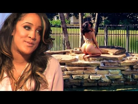 boot - Natalie Nunn's Instagram page got her into a butt load of trouble with her husband, Jacob Payne. The two star in WE tv's new season of