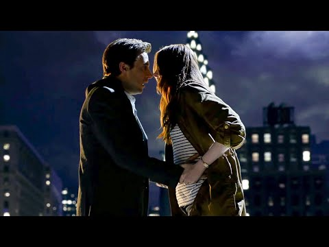 Amy And Rory Jump   The Angels Take Manhattan   Doctor Who