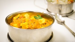 Paneer Sabzi in 5 mins from Scratch - Quick Delicious Indian Main Course Sabzi| Stir it Up, QUICK
