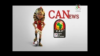 CAN News du 15-07-2019 Canal Algérie