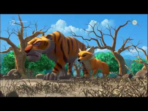 Kniha džunglí detská hra