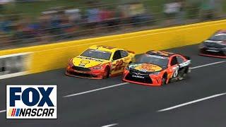 Radioactive: Charlotte - Did the #78 lead like every lap? - 'NASCAR Race Hub' by FOX Sports