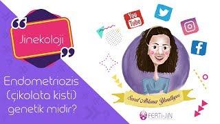 Op. Dr. Seval Taşdemir - Endometriozis (çikolata kisti) genetik midir?