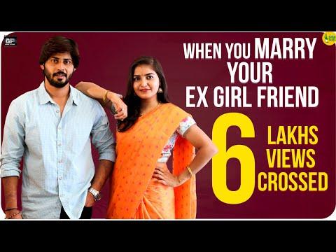 When You Marry Your Ex-Girlfriend | Webseries | Episode 1 | Goli Soda Tales | Written by Anu Prasad