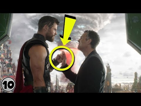 Top 10 Marvel Movie Mistakes You Can't Unsee