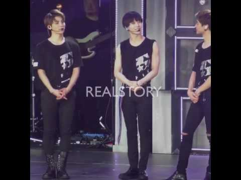 Realstory Fancam Taemin's Arms