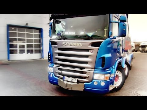 Scania Truck Recovery v1.0