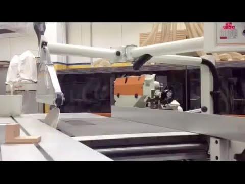 Xenia 40M sliding table saw