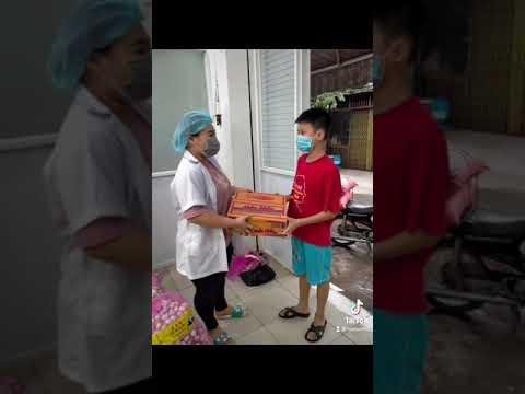 Chương trình từ thiện của cty mình từ 06-08/07