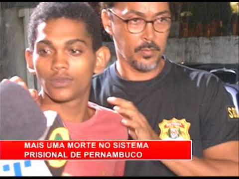 [RONDA GERAL] Morte no sistema prisional de Pernambuco