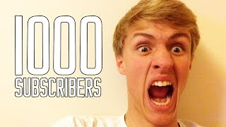 1000 SUBSCRIBERS - The Future Of My Channel!