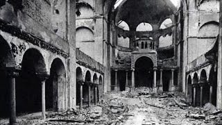Kristallnacht......the destruction of European Jewry had begun