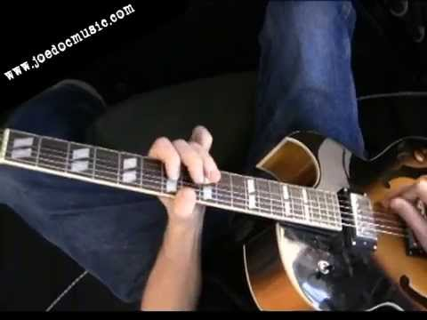 Rockabilly / Swing Style Solo – Scales & Note Choice Lesson