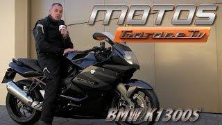 8. Motos Garage Tv : Test BMW K1300S