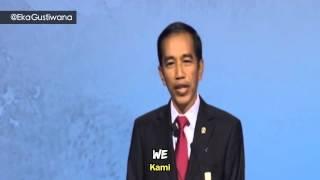Video Presiden JOKOWI Nyanyi di APEC Beijing (@EkaGustiwana) MP3, 3GP, MP4, WEBM, AVI, FLV September 2018