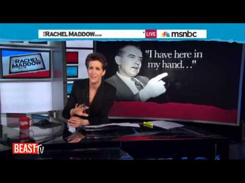 Ted Cruz the new McCarthy