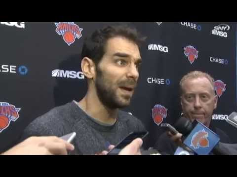 Video: Knicks Report: Starters and Injuries
