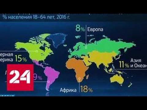 Россия в цифрах. Растет ли интерес к предпринимательству?