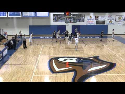 Men's Basketball Highlights vs. Rivier