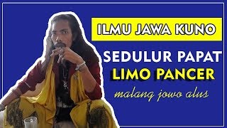 Download Video Ilmu jawa kuno sedulur papat limo pancer MP3 3GP MP4