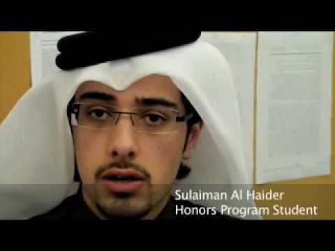 Qatar University (VIDEO)