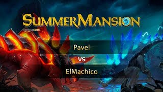 Pavel vs ElMachico, game 1
