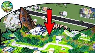 Transform a BASIC Town to a PRO CITY! - WiederDude's World!