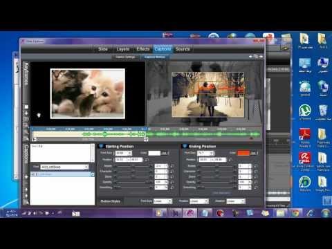 شرح تثبيت برنامج ProShow.Producer4+الكتابه بالعربي