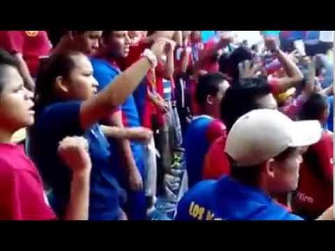 Recibimiento Turba Roja En Opico - Turba Roja - Deportivo FAS