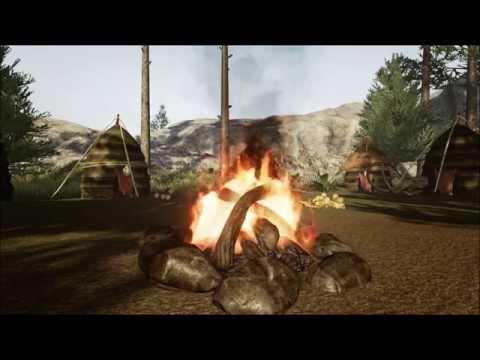 Campfire in Unreal 4