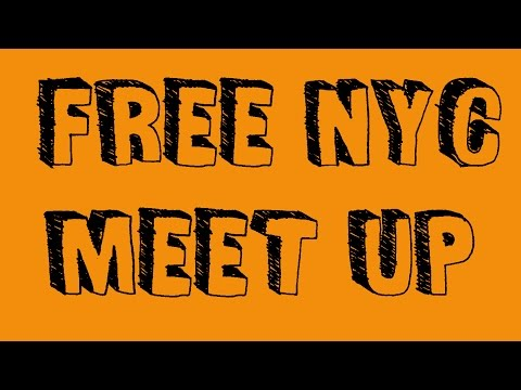 NYC Photowalk & Free meetup