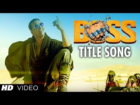 BOSS - Title Song (2013)