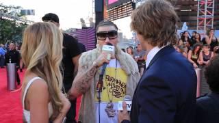 BCTV Presents: MTV Video Music Awards 2013 Red Carpet
