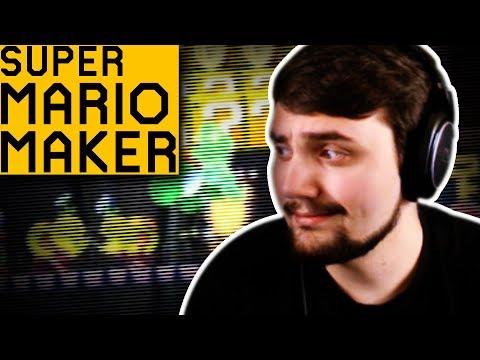 Baptized By Fire (Super Mario Maker) (видео)