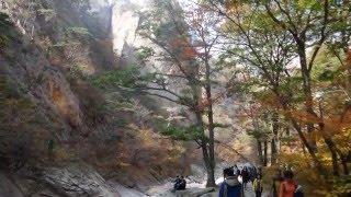 Sokcho-si South Korea  City pictures : 설악산 Seorak Mt - Fall 2015 [offered Korean filter-www.koreanfilter.com]