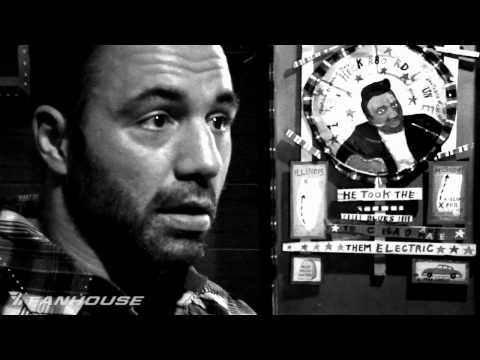 Backstage With Joe Rogan Part 1