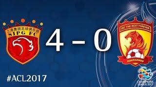 Video Shanghai SIPG vs Guangzhou Evergrande (AFC Champions League 2017: Quarter final – 1st Leg) MP3, 3GP, MP4, WEBM, AVI, FLV Juni 2018