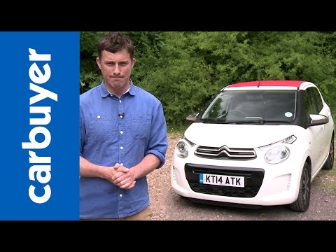 Citroen C1 hatchback 2014 review – Carbuyer