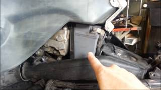 10. How To Replace the battery on a BMW Motorcycle