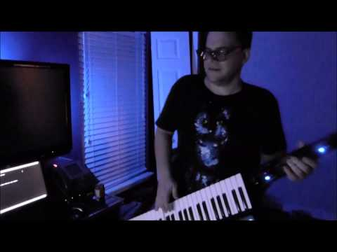 keytar keytar-rock music rush-coil sonic-the-hedgehog