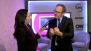 Conversamos con el pdte. de la Sofofa,Bernardo Larraín Matte