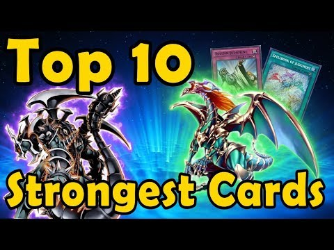 Top 10 Strongest YuGiOh Cards of All Time