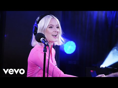 Video Zara Larsson - Love Lies (Khalid & Normani cover) in the Live Lounge download in MP3, 3GP, MP4, WEBM, AVI, FLV January 2017