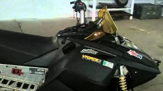10. 2006 ski doo summit x 144