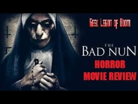 THE BAD NUN ( 2018 Becca Hirani ) Aka THE WATCHER Horror Movie Review